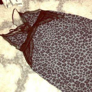 Victoria's Secret sleep slip